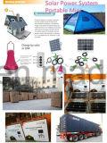 vendita solare chiara solare del kit di illuminazione di Hourse LED del kit del sistema solare 11V