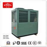 공기에 의하여 냉각된 모듈 에어 컨디셔너는, 가열하는 공급 냉각을 집중한다