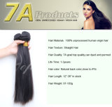 Capelli grezzi peruviani di alta qualità per la parrucca diritta dei capelli umani