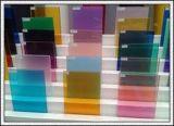 손잡이지주/외벽을%s 착색된 박판으로 만들어진 유리 강화 유리