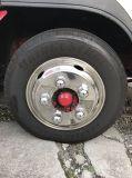 Beishuo 33mmのステンレス鋼の車輪の弾丸のナットカバー-押しなさい