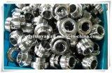 Rolamento Ssucp do bloco de descanso do aço inoxidável dos Ss da carcaça de rolamento plástico, Ssucf