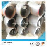 Nahtlose Kolben-Schweißens-legierter Stahl-Rohrfittings