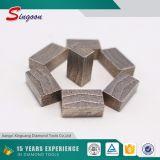 Alta calidad de 2000mm de segmento de diamante para granito