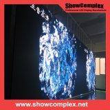 P1.9 écran d'intérieur d'Afficheur LED du petit Pixel HD pour fixe