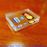 Acryl/Bockbier Plexiglalss met het Digitale Embleem van de Druk