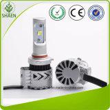 1つの6000lm LED車ライト自動LEDヘッドライトのすべて