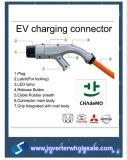 Le niveau 3 EV portatif jeûnent station de charge avec le connecteur de CCS