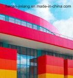 外部のクラッディングの装飾の物質的で物質的なアルミニウム合成材料Aludong