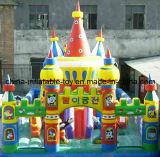 Riesiges aufblasbares federnd Schloss in im Freien (FC-004)