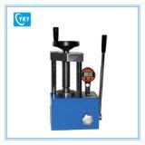 12t saupoudrent manuellement la machine de presse hydraulique avec l'indicateur de pression de flèche indicatrice
