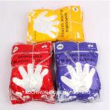 Haushalt PET Handschuh-Wegwerfreinigungs-Handschuh-preiswerte transparente Handschuhe
