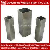 Tubo cuadrado de acero suave con diferentes tamaños