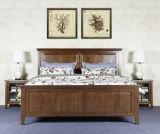 سرير صلبة خشبيّ [دووبل بد] حديث ([م-إكس2253])