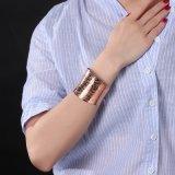 Populäres Schmucksache-Edelstahl-Öffnungs-Armband