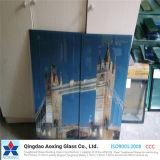 Glassato/vetro temperato/Tempered libero per la finestra/portello/la costruzione