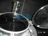 El tanque de mezcla de mezcla de alta velocidad sanitario del acero inoxidable del tanque con la velocidad (ACE-JBG-G9)