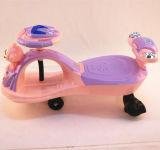 Anerkanntes Plasma-Auto-Kunststoff der Kind-En71 mit Schwenker-Rädern für Verkauf