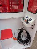 levantador doble de la construcción de la máquina de la jaula 2t (SC200/200)