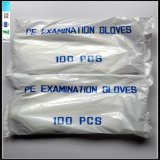 Wegwerf-PET Handschuhe Belüftung-Prüfungs-Handschuhe