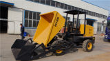 Mini-site 3.0ton Dumper camion à benne Self-Loading