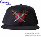 Lanas/fábrica de acrílico del sombrero del casquillo del Snapback