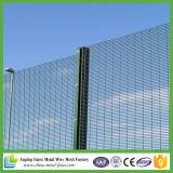 358塀のパネル/刑務所の塀/電気塀の刑務所の網をしっかり止めなさい