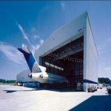 Construction préfabriquée en métal pour le hangar d'avions