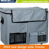 Замораживатель холодильника 12V 24V замораживателя автомобиля нового продукта 2015 DC12V/24V ся портативный передвижной солнечный сь