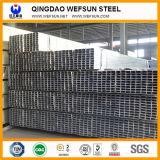 Ronda de tubo rectangular galvanizado cuadrado