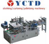 Cadena de producción del agua potable máquina