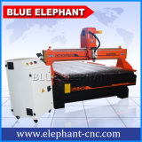 Ele 1530 CNC-Fräser automatisch, Maschinerie des Stich-3D, CNC-Scherblöcke auf hölzernem Stuhl-Tür-Schrank-Schreibtisch MDF-Belüftung-Al