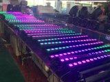 18LEDs 8W RGBW 4in1 cubierta de pared LED arandela Luz de la etapa
