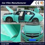 Самоклеющиеся виниловые глянцевых цветов Car наматывается виниловая пленка