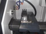 Machine automatique de tour de commande numérique par ordinateur de haute précision de bonne qualité
