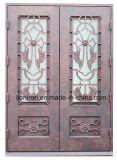 古典的な様式の贅沢で美しい装飾用の鉄の出入口デザイン