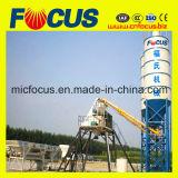 ¡Maquinaria de construcción! Planta de procesamiento por lotes por lotes concreta de la tolva completamente automática de la elevación Hzs25