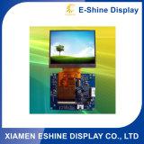 4.3  판매를 위한 TFT 모니터 전시 LCD Touchscreen 위원회 모듈