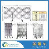 Zusammenklappbare entfernbare temporäre einziehbare Aluminiumsicherheits-faltender Zaun