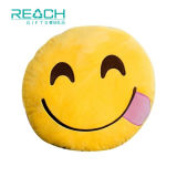 Banheira de venda por grosso de almofadas Emoji Pelúcia macia
