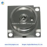 Pièces de précision en aluminium d'usinage CNC de système d'huile