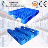 De goedkope Op zwaar werk berekende Plastic Pallet van maken-in-China van het Rek 1ton