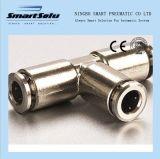 Connecteur rapide à air comprimé en métal de haute qualité