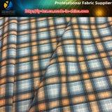 Ausdehnung Garn gefärbtes Shirting Gewebe des Polyester-75D/40d*75D/40d für im Freienhemd (YD1092)