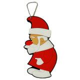 Bastone 32GB di memoria di natale del dispositivo di memorizzazione del USB del Babbo Natale