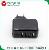 EUのプラグCe/GS/CBの承認のユニバーサル旅行USBの充電器5V 2.4A
