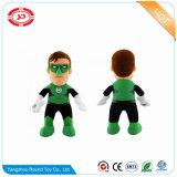 Plush Green Lantern Soft Stuffed Toy Kids Funny Gift Doll