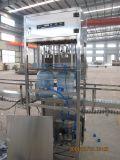Máquina tampando de enchimento de lavagem para 3, frasco de 5 galões
