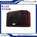 Populaire choisir '' le haut-parleur fort professionnel de système de karaoke du matériel 12 sonore (K 112)