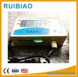 Anemómetro de indicador de velocidad de viento de punto portátil digital